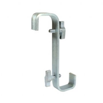 T19900 - Hook Clamp Double Ended 180 Twist (300mm Centres)